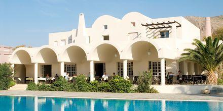 Allas, Hotelli 9 Muses Resort, Santorini, Kreikka.
