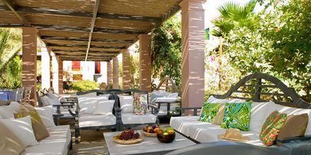 Hotelli 9 Muses Resort, Santorini, Kreikka.