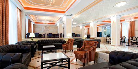 Hotelli Achillion, Rethymnon, Kreeta.
