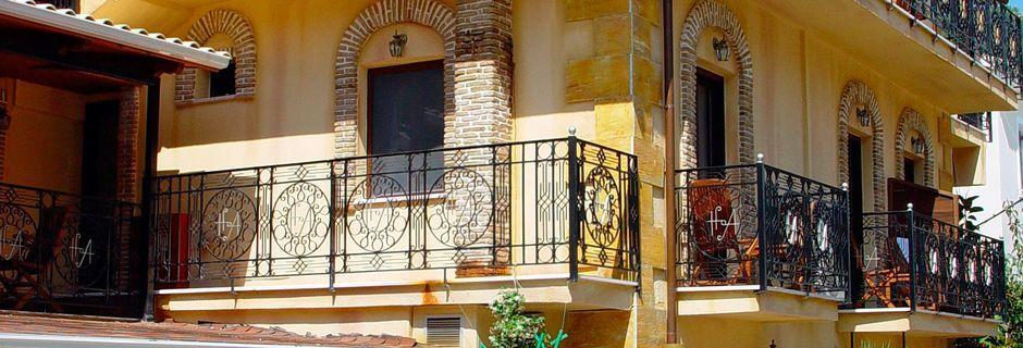 Hotelli Acropol, Parga