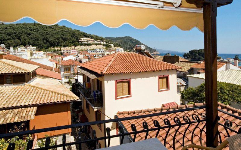 Hotelli Acropol Tourist, Parga, Kreikka.