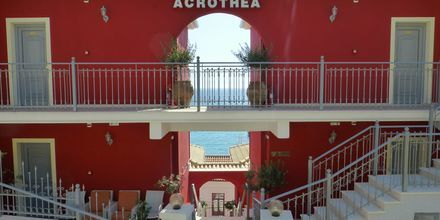 Hotelli Acrothea, Parga, Kreikka.