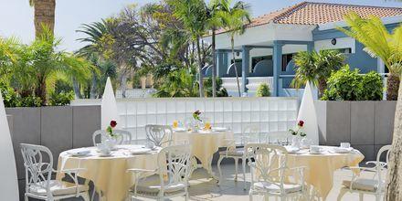 Aamiaisravintola, Ardian Colon Guanahani, Playa de las Americas, Teneriffa.