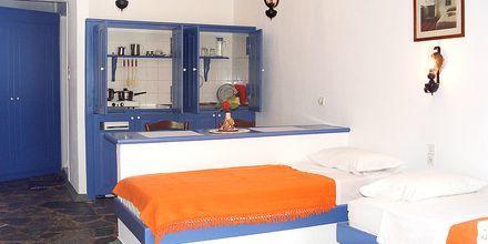Huoneisto. Hotelli Aegean Homes, Myrties & Massouri, Kalymnos.