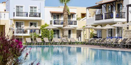 Allasalue. Hotelli Aegean Houses. Lambi, Kos, Kreeta.