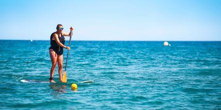 Kokeile SUPpailua lomalla.