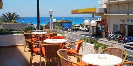 Hotelli Africa, Rodoksen kaupunki, Kreikka