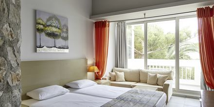 Juniorsviitti, hotelli Afrodite. Kamari, Santorini.