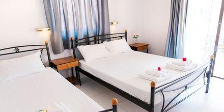 Huoneisto, hotelli Aggelos. Lefkas, Kreikka.