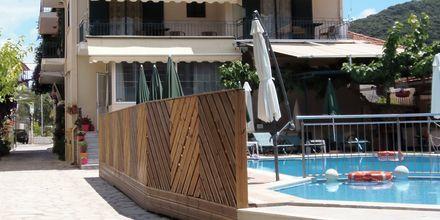 Hotelli Aggelos, Lefkas, Kreikka.