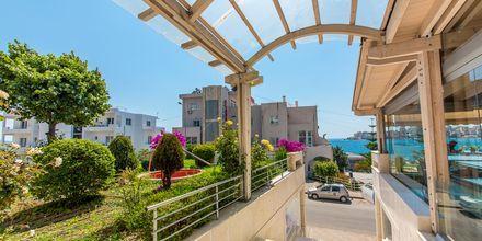 Hotelli Agimi & S, Saranda, Albania.