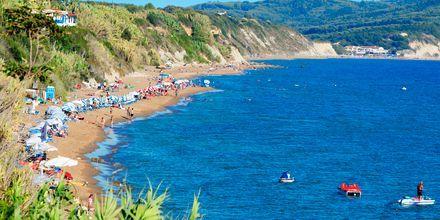 Agios Georgios, Korfu, Kreikka.