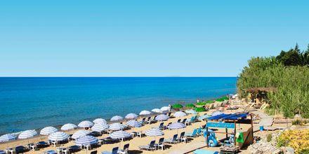 Lakkiessin ranta, Agios Georgios, Korfu, Kreikka.