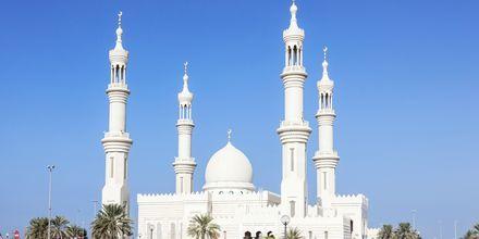 Ajman - Sheik Zayed -moskeija
