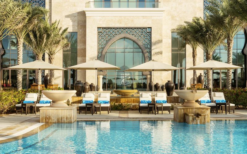 Allas, Ajman Saray, a Luxury Collection Resort, Ajman, Arabiemiraatit.