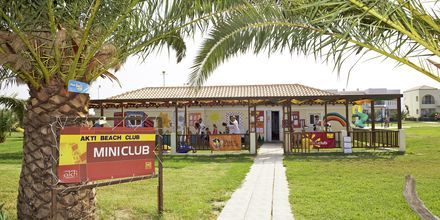 Lastenkerho, Hotelli Akti Beach Club, Kardamena, Kos.