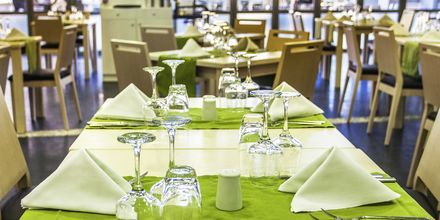 Pääravintola, Hotelli Akti Palace, Kardamena, Kos.