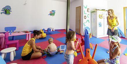 Lastenkerho, Hotelli Akti Palace, Kardamena, Kos.