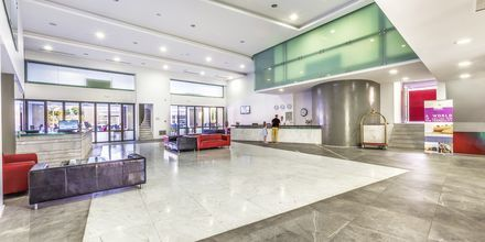 Aula, Hotelli Akti Palace, Kardamena, Kos.