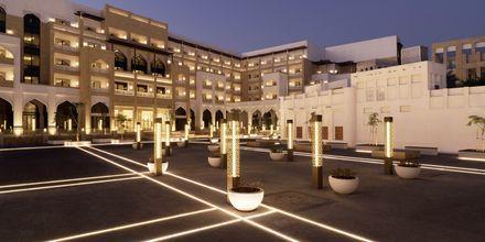 Hotellin ulkopuoli. Hotelli Al Najada by Tivoli, Doha.