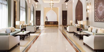 Aula. Hotelli Al Najada by Tivoli, Doha.