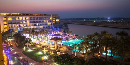 Hotelli Al Raha Beach. Abu Dhabi, Arabiemiraatit.