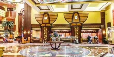 Aula, Hotelli Al Raha Beach. Abu Dhabi, Arabiemiraatit.