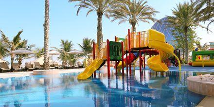 Lastenallas, Hotelli Al Raha Beach, Abu Dhabi.