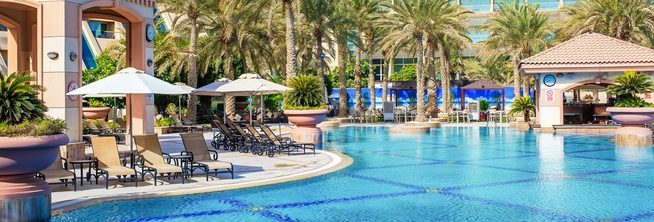 Allasalue. Hotelli Al Raha Beach, Abu Dhabi.