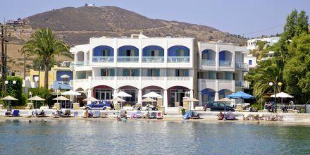 Hotelli Alea Mare, Leros, Kreikka.