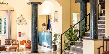 Aula. Hotelli Alinda, Leros, Kreikka.