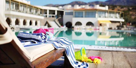 Allasalue, Almyra Hotel & Village, Ierapetra, Kreeta.