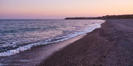 Läheinen ranta, Almyra Hotel & Village, Ierapetra, Kreeta.