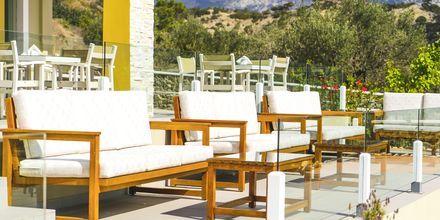 Hotelli Almyra Village, Karpathos.