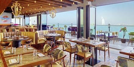Ravintola Luchador hotellilla Aloft Palm Jumeirah. Dubai, Arabiemiraatit.