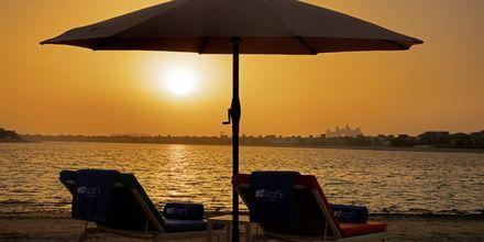 No'shu Beach hotellilla Aloft Palm Jumeirah. Dubai, Arabiemiraatit.