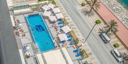 Splash, allasalue hotellilla Aloft Palm Jumeirah. Dubai, Arabiemiraatit.