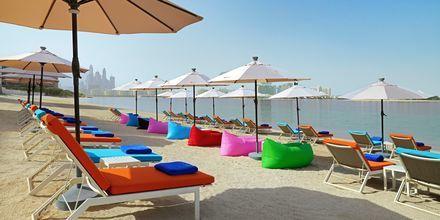 No Shu Beach hotellilla Aloft Palm Jumeirah. Dubai, Arabiemiraatit.