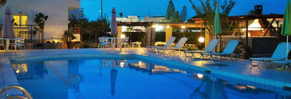 Allas, Hotelli Altis, Kreeta.