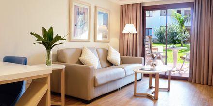 Kahden huoneen sviitti. Hotelli Suite Hotel Atlantis Fuerteventura Resort.