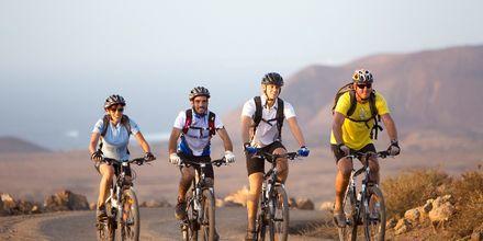Vuokraa pyörä ja tutki Fuerteventuraa!