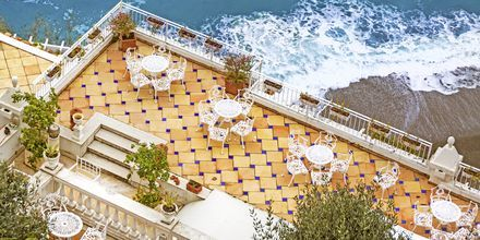 Amalfin rannikko, Italia.