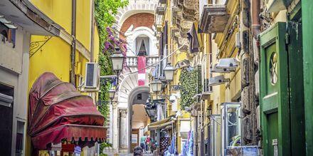 Sorrento, Amalfin rannikko.