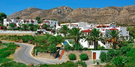 Hotelli Amopi Bay, Karpathos.