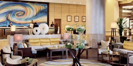 Aula, Hotelli Amwaj Rotana Jumeirah Beach, Arabiemiraatit.