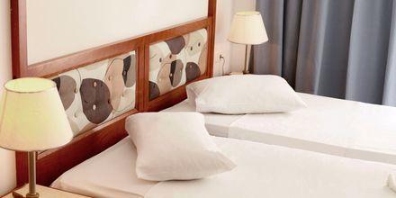 Kahden hengen huone, hotelli Anastasia, Kosin kaupunki.
