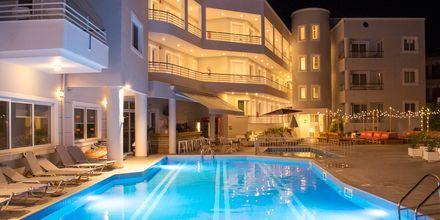 Allasalue, hotelli Anastasia, Kosin kaupunki.