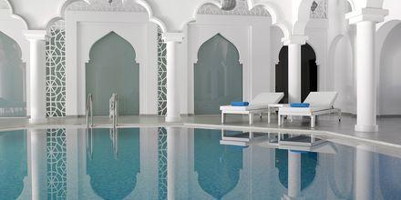 Sisäallas. Anemos Luxury Grand Resort, Georgiopolis, Kreeta.