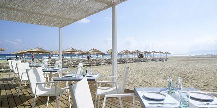 Ravintola Sirocco. Anemos Luxury Grand Resort, Georgiopolis, Kreeta.