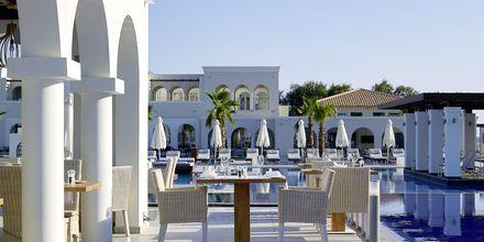 Ravintola Ostria. Anemos Luxury Grand Resort, Georgiopolis, Kreeta.